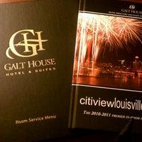 Photo taken at Galt House Hotel by Ashanti on 11/6/2011