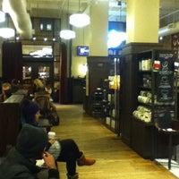 Photo taken at Starbucks by Aki on 1/16/2012