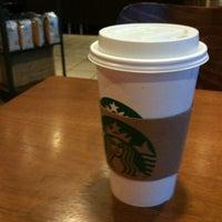 Photo taken at Starbucks by Brian J. on 3/4/2012