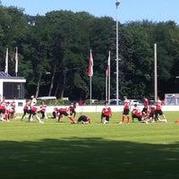Photo taken at Geißbockheim by Norman S. on 7/24/2012