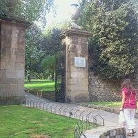 Photo taken at Parque de Ferrera by Xuan Nel G. on 9/28/2011