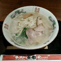 Photo taken at Benkei Ramen by Danielle on 12/30/2011