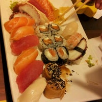 Photo taken at Nemo Sushi by Aristeu C. on 12/9/2011