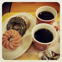 Photo taken at Mister Donut by rzero3 on 4/11/2012