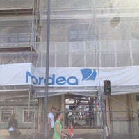 Photo taken at Nordea by Claus Arnt R. on 8/16/2012