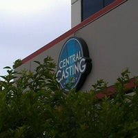 Photo taken at Central Casting by Aubrey M. on 7/18/2012