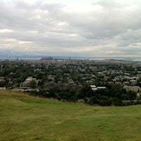 Photo taken at Blackford Hill by Mihai A. on 8/1/2011