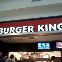 Photo taken at Burger King by Erick Veloso B. on 1/14/2012