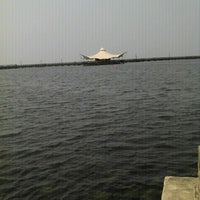 Photo taken at Taman Impian Jaya Ancol (Ancol Dreamland) by Rainz D. on 9/26/2011