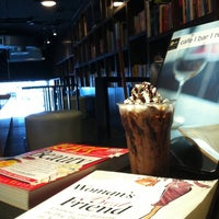 Photo taken at My Café The Library by Kethie K. on 1/1/2012
