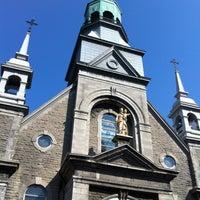 Photo prise au Chapelle Notre-Dame-de-Bon-Secours par Mk P. le8/4/2012