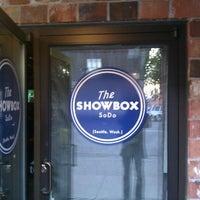11/4/2011 tarihinde Rand F.ziyaretçi tarafından Showbox SoDo'de çekilen fotoğraf