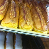 Photo taken at Bennison's Bakery by Jeff M. on 10/6/2011