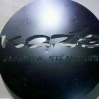 Photo prise au Kaze Japanese Steakhouse & Sushi par Candise S. le9/29/2011