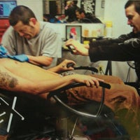 Photo taken at Tattoo Trillionaires by Raul C. on 4/20/2011