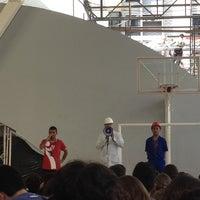 Photo taken at Escola Crescimento by Natalia M. on 5/23/2012