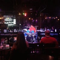 Photo taken at Ernie Biggs Dueling Piano Bar by Amy S. on 5/9/2012
