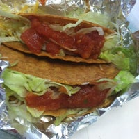 Photo taken at Killer Tacos by Krista M. on 5/17/2012
