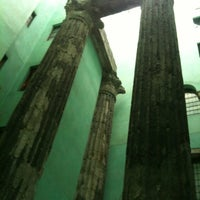 Foto tomada en Templo de Augusto por JuAnCaR R. el 5/18/2012