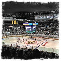Photo taken at Dunkin' Donuts Center by Ryan M. on 4/15/2012