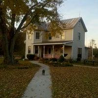 Photo taken at Bristow Funny Farm by Bev B. on 11/14/2011