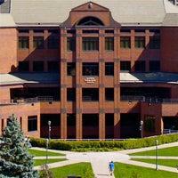 Photo taken at Alumni Memorial Union (AMU) by Mykl N. on 9/6/2011