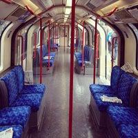 Photo taken at Ealing Broadway Railway Station (EAL) by Migue P. on 7/3/2012