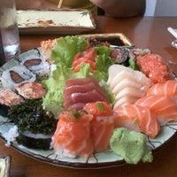 Photo taken at Zeni Sushi by Andreia G. on 12/20/2011