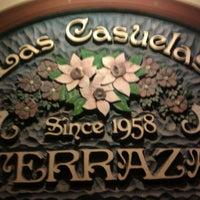 "Photo taken at Las Casuelas Terraza by Preston ""DJ Wreckrd"" F. on 8/31/2011"