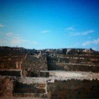 Photo taken at Ciudad Sagrada de Caral by Mariella V. on 7/27/2012