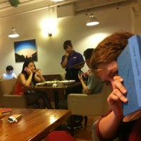 Photo taken at 拾年咖啡 Ten Years After Café by George Y. on 5/10/2012