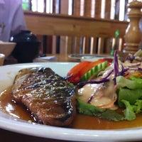 Photo taken at Arigato Steak House by Quan W. on 7/18/2012