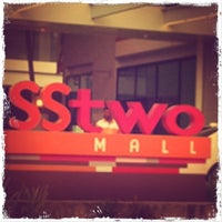 Photo taken at SStwo Mall by Yeh 😍⚽🏀🍻🍔🍱🍣😍 on 3/19/2012