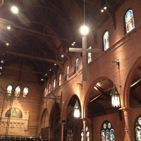 Photo taken at Saint Marks Episcopal Church by Lindsey C. on 6/10/2012