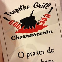 Photo taken at Tropilha Grill Churrascaria by Henrique A. on 4/21/2012