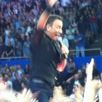 Photo taken at Los Angeles Memorial Sports Arena by Amy J. on 4/28/2012