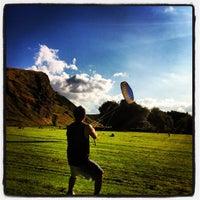 8/9/2012 tarihinde Oskar W.ziyaretçi tarafından Holyrood Park'de çekilen fotoğraf