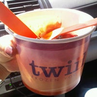 Photo taken at Twirl Yogurt by TripOrTreats.com on 4/4/2012