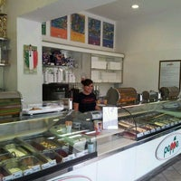 Photo taken at Gelateria Peppe by Davide B. on 5/25/2012