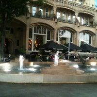 Photo taken at Hampshire Hotel - Amsterdam American by Larissa K. on 7/3/2012