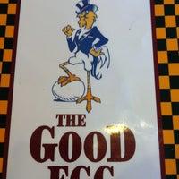 Photo taken at The Good Egg by Teresa C. on 8/1/2012