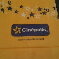 Photo taken at Cinépolis by Rodrigo D. on 9/3/2012