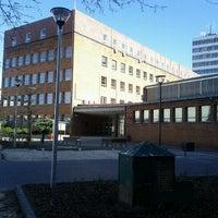 Photo taken at BME St épület by Needmorecoffee92 on 3/15/2012