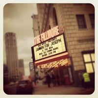 Photo taken at The Fillmore Detroit by Joshua C. on 3/1/2012
