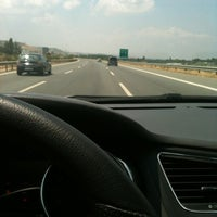 Photo taken at Bursa Çevre Yolu by €bru on 7/9/2012