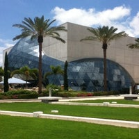 Photo taken at The Dali Museum by Marc-Alain R. on 6/3/2012
