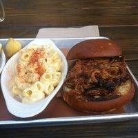 Photo taken at Butcher Bar by Erik C. on 7/8/2012