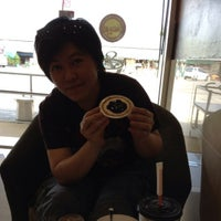 Photo taken at Coffee & Tea by coffee Boy by Cococute L. on 2/29/2012
