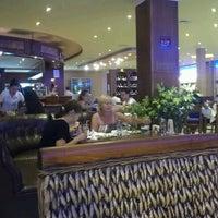 Photo taken at Djanny Restaurant by Ivelina Y. on 7/6/2012
