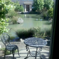 Photo taken at DoubleTree by Hilton Hotel & Spa Napa Valley - American Canyon by Raylene ® on 8/1/2012